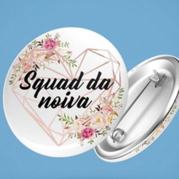 Botton: Squad da noiva