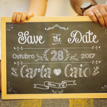 ARQUIVO DIGITAL QUADRO SAVE THE DATE