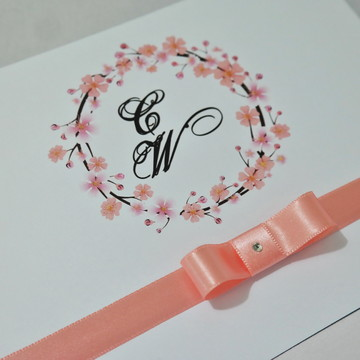 Convite para Casamento (Modelo Duda)