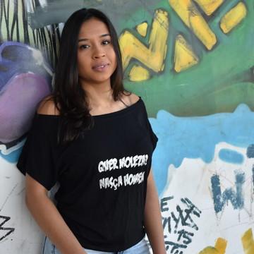 4c3ee95e5d Camiseta Ombro Caído