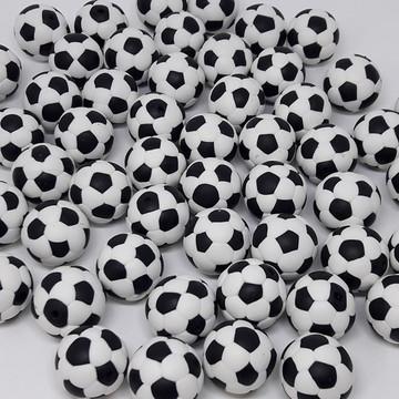 Miniaturas Bola de Futebol em Biscuit