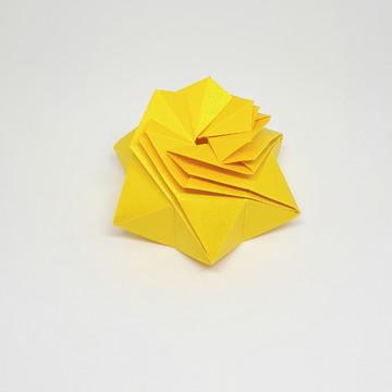 Lembancinha - Caixa Origami