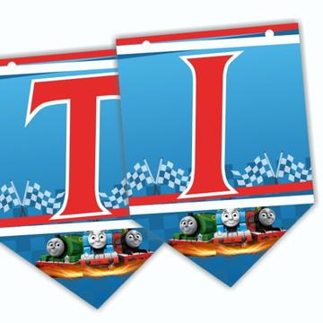 Bandeirola Thomas e seus amigos