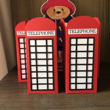 Paddington - Cabine Telefônica