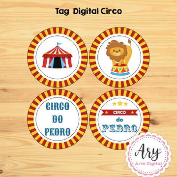 Tag digital circo