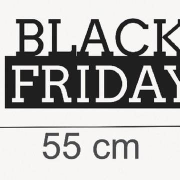 Adesivo Para Vitrine Black Friday Adesivos Para Lojas