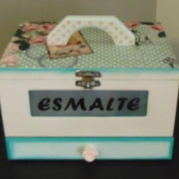 Porta Esmalte maleta N° 136
