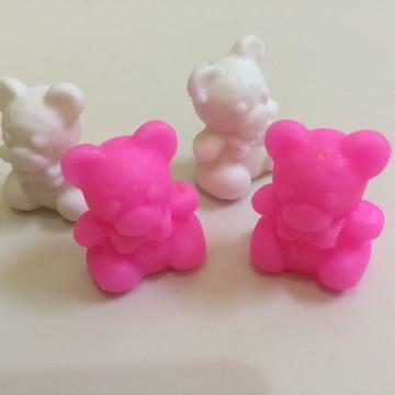 50 Ursinhos Em Sabonete Perfumados (mini)