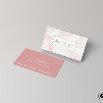 Cartão de Visita PREMADE- Arte Digital