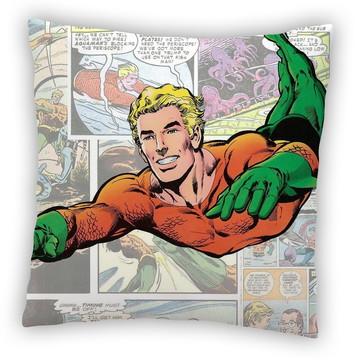 Capa de Almofada Herói Aquaman