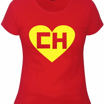 71bcf733e Blusa Moletom Chapolin Colorado Chaves
