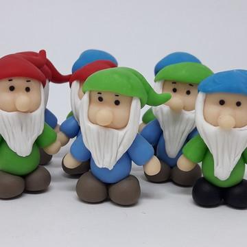 Miniaturas de Gnomos Biscuit