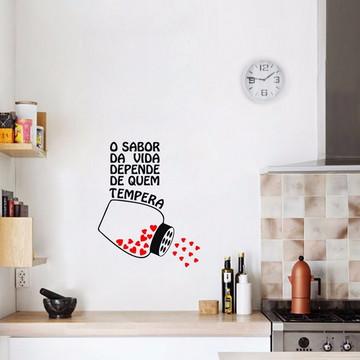 02ce5cf6f2 Kit Vários Adesivos Decorativos Cozinha Sala Banheiro