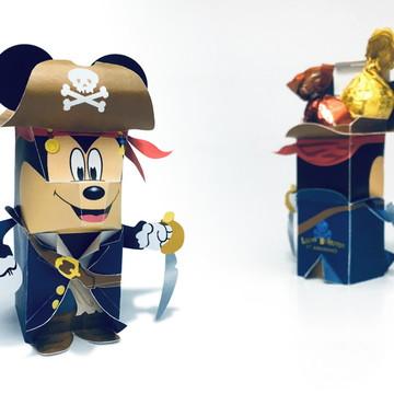 Festa Mickey Pirata - Lembrança