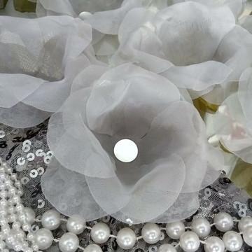 Forminhas de doces prata