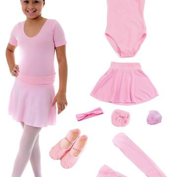 8df53438d3 Roupa de Ballet infantil com bolsa na promoção