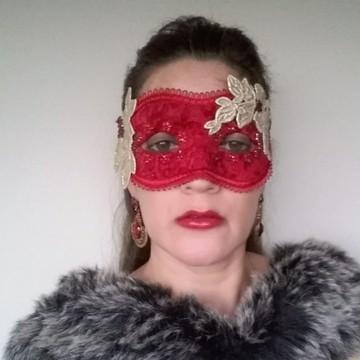 Mascara veneziana luxo c4