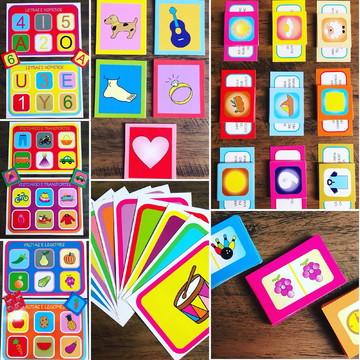 Varios jogos