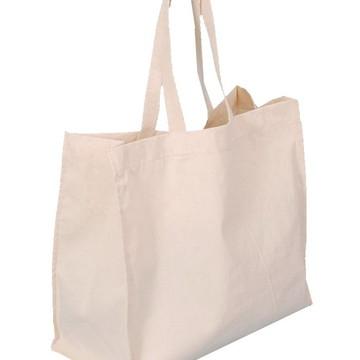 sacolas Ecobag com Lateral sem impressão