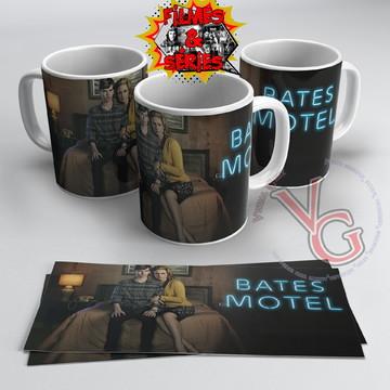 Caneca Bates Motel
