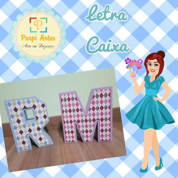 Letra Caixa