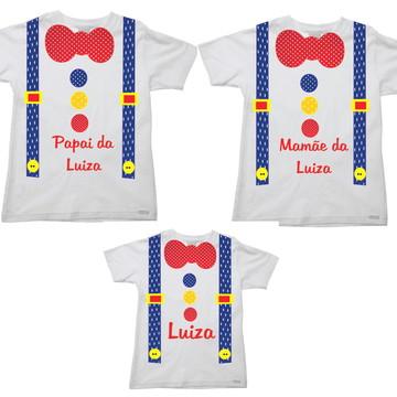 Camiseta smash the circo