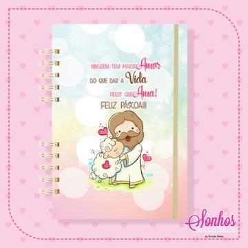 Caderno Jesus a verdadeira Páscoa