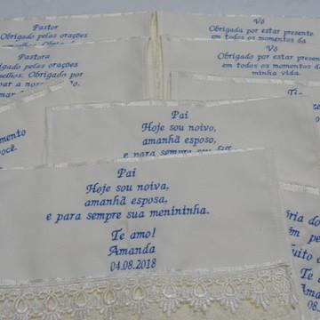 Toalha Bordada