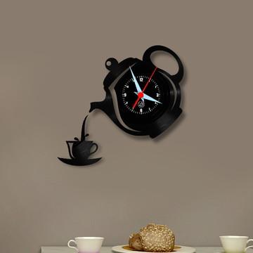 Bule- Relógio de Parede
