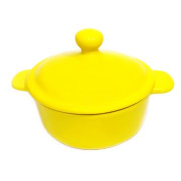 caçarola amarela