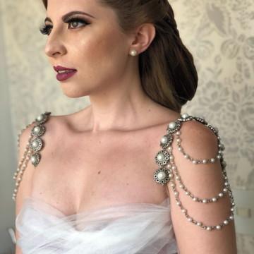 Acessório Noiva Perle Fiori