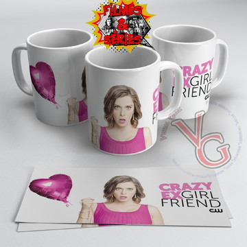 Caneca Crazy Ex-Girlfriend
