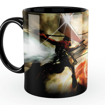 CANECA ATTACK ON TITAN