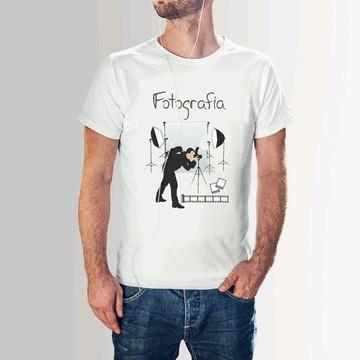 Camiseta Fotográfica