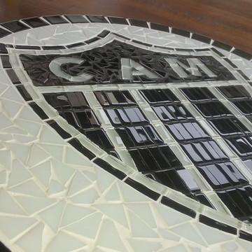 Mandala Escudo do Cruzeiro mosaico