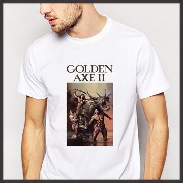 Camiseta Geek Games Golden Axe II