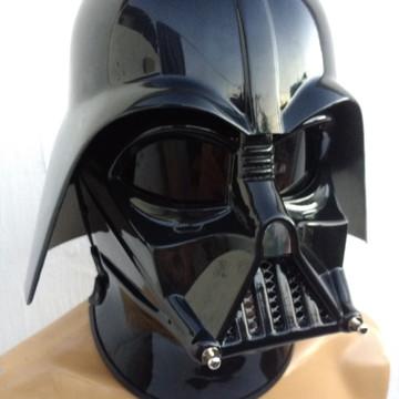 Capacete Darth Vader Helmet Cosplay Fantasia Star Wars