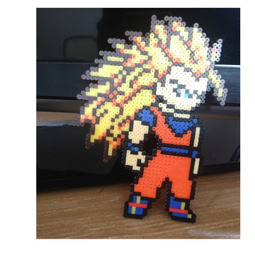 Dragon Ball - Goku Super Sayajin 3