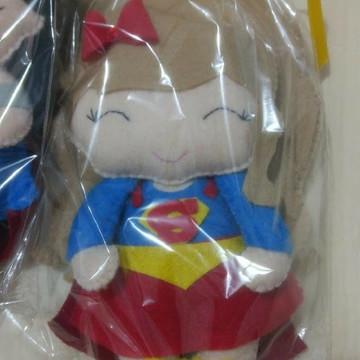 Boneca Baby Super Girl