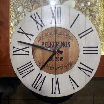 Relógio Palete
