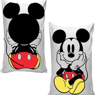 Kit com 2 Almofada palito -Mickey