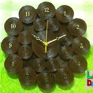 Relógio Barroco