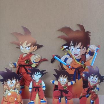 Kit Goku baby/ mdf