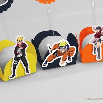 Forminhas para Doces Naruto