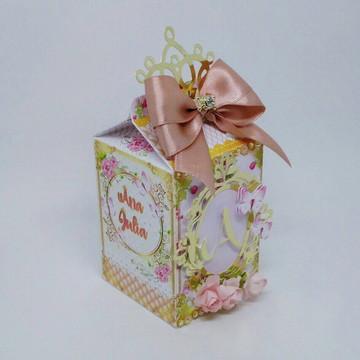 Caixa Milk - Reinado Encantado Luxo