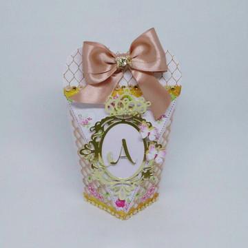 Caixa Coração - Reinado Encantado Luxo