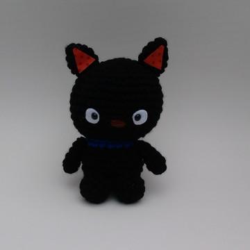 Chococat (Hello Kitty) amigurumi