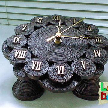 Relógio Ouro Preto