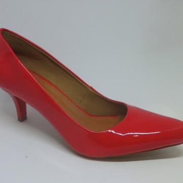 Sapato Scarpin Salto Baixo