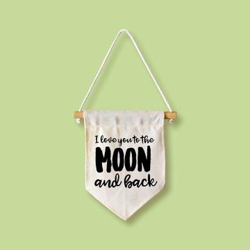 Flâmula Tradicional Moon - PEQUENA